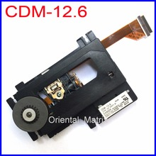 Free Shipping Original CDM-12.6 Optical Pick Up CDM12.6 CD Laser Lens Assembly Unit Optical Pick-up free shipping original for hp2025 2320 laser scanner assembly