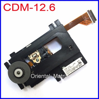 Free Shipping Original CDM-12.6 Optical Pick Up CDM12.6 CD Laser Lens Assembly Unit Optical Pick-up hot kss 213c optical pick up laser lens fit for dvd cd player repair optical instruments laser lens kss 213c