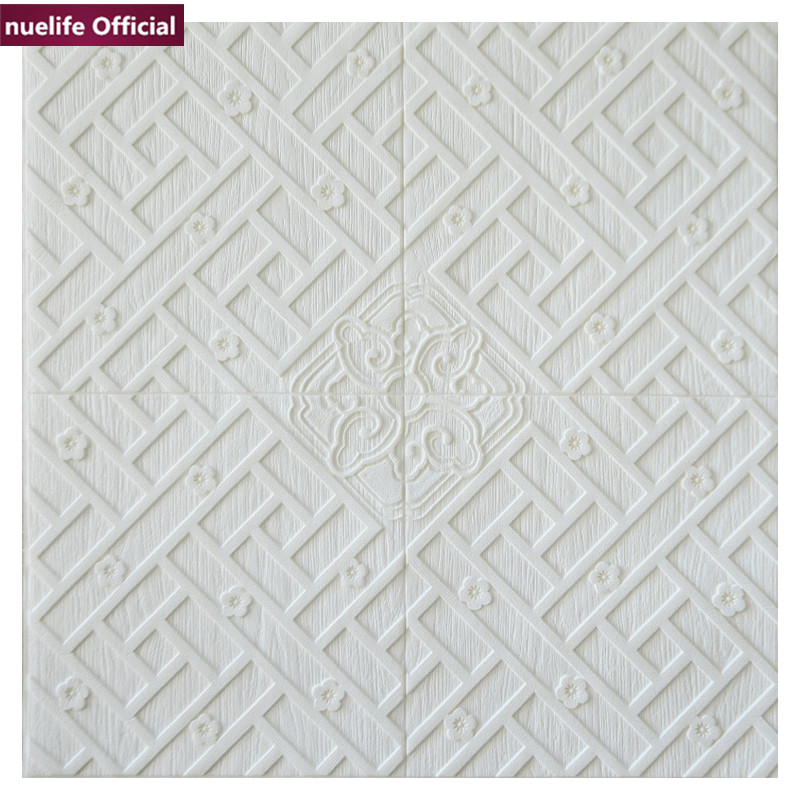 3d irregular pattern soft pack wallpaper living room bedroom children 39 s room waterproof anti collision foam wall stickers in Wall Stickers from Home amp Garden