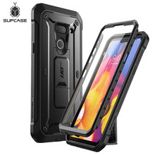 For LG G8 ThinQ Case For LG G8 Case SUPCASE UB Pro Full Body Rugged Holster Clip Protective Case with Built in Screen Protector