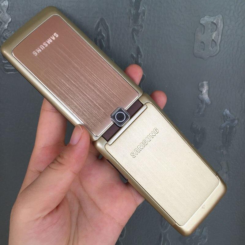 Цена за Оригинал Восстановленное Разблокирована SAMSUNG S3600 Мобильный Телефон Английский Клавиатура и Один год гарантии