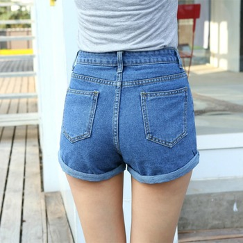 Vintage High Waisted Shorts 2