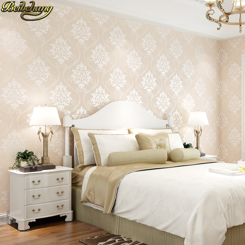 beibehang Height 2.8M papel de parede 3D Wall Paper Wall cloth European Damascus wallpaper for walls contact-paper home decor beibehang wallpaper for walls 3d deep embossed pvc mural wall paper papel de parede tapete bedroom home decoration contact paper