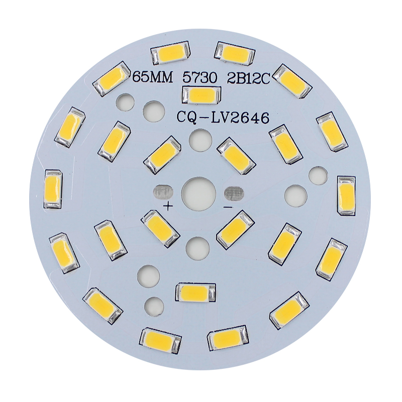 Free Shipping 1pce 3W 5W 7W 9W 12W 15W 18W 24W SMD5730 LED Lamp Panel LED Lamp Board for Ceiling Light and Light Bulbs цена и фото