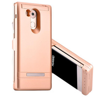 6000 mah For HuaWei mate8 M8 Mate 8 6000mah Phone Protective Charger Case External Battery Charger Case Power Bank Backup Cover