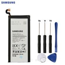 SAMSUNG Original Authentic Battery EB BG920ABE For Samsung GALAXY S6 G9200 G9208 G9209 G920F G920I G920