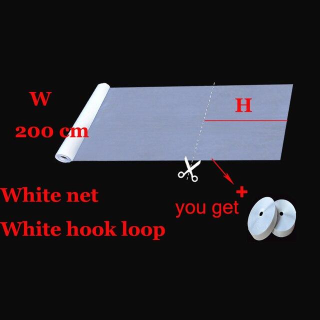 white Width 200cm