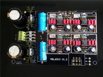 QP1 Mini MBL6010 Preamplifier Assembled board