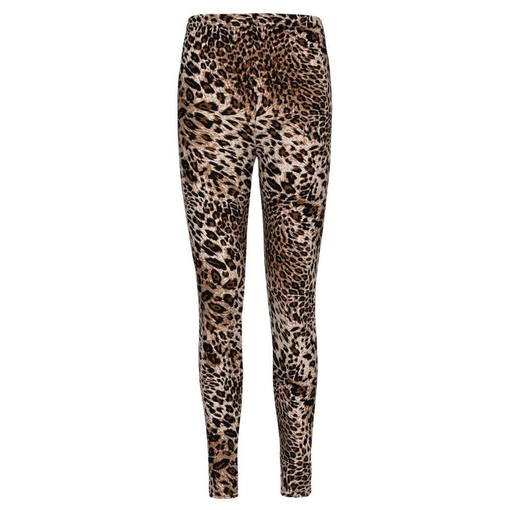 Multiple Leopard Leggings Print Fashion Skinny Pants Womens Leggins 17 Elastic Calca Legging Feminina Workout Sale HDDK0011 10