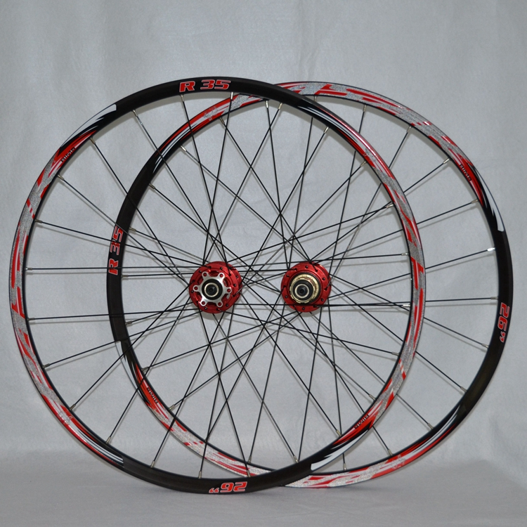 1580g MTB Mountain Road Bike Bicyce Sealed Bearings 27 5 Scrub Anti Cursor Lable 120 Sounds