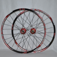 1580g MTB Mountain Road Bike Bicyce Sealed Bearings 27 5 Scrub Anti Cursor Lable 120 Sounds
