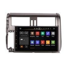 RAM 2 GB Android 7.1 Fit Toyota PRADO/Prado 150 2010 2011 2012 2013 Auto DVD-Player Navigation GPS Radio