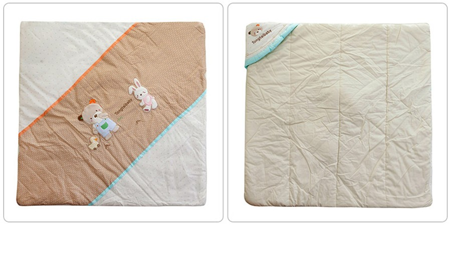 Baby Wrapped Blanket Warm Care (35)