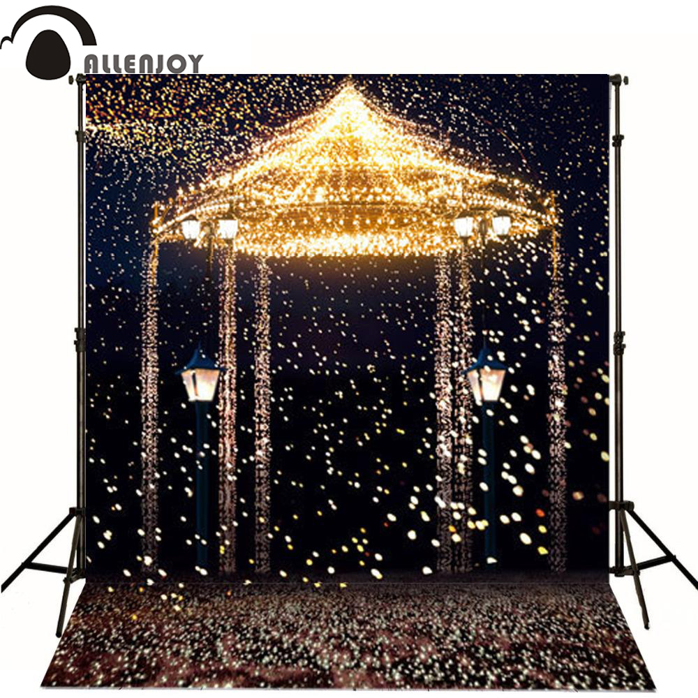 Wedding Photo Studio Backdrop Photography Background Stars Photocall for weddings fireworks castle custom size 10ft 20ft romantic wedding backdrop f 894 fabric background idea wood floor digital photography backdrop for picture taking