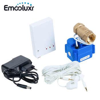 Water Leak Alarm Water Leakage Sensor Alarm Equipment with 1/2