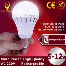 Bombillas аварийного наружного индикатор smart батарея аккумуляторная освещение освещения фонарик led