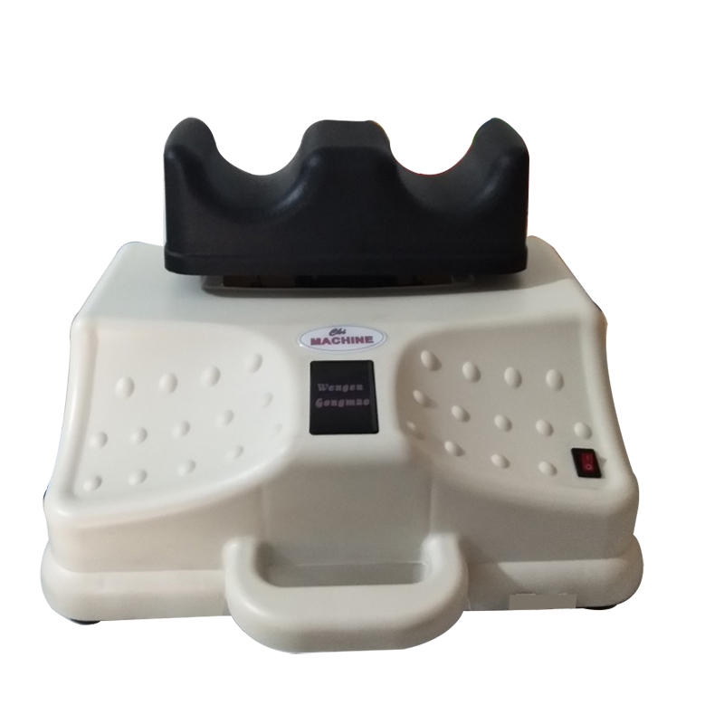 Infrared foot massager aerobic small swing machine foot massager pedicure machine, fitness old lumbar leg