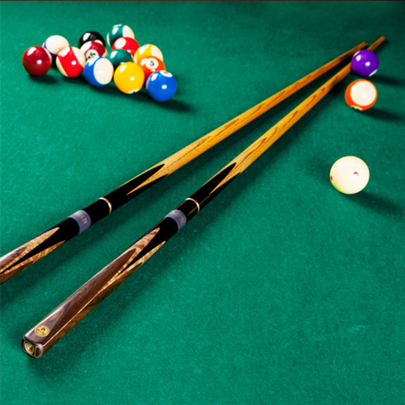 brand billiard pool cue for women lady 10mm tips 3 4 joint nine ball ball arm billiards snooker cues pool cue stick accessories O`MIN  Cobra Handmade 3/4 Jointed Snooker Cues Sticks  10mm Tips pool cue Nine-ball  billiards stick high quality wood made