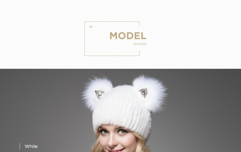 cat ear hat female winter PCM020 (9)