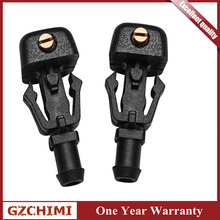цена на 2pcs 3W7Z-17603-AA New Lincoln Mercury Washer Nozzle Spray Jet For Ford F150 3W7Z17603AA