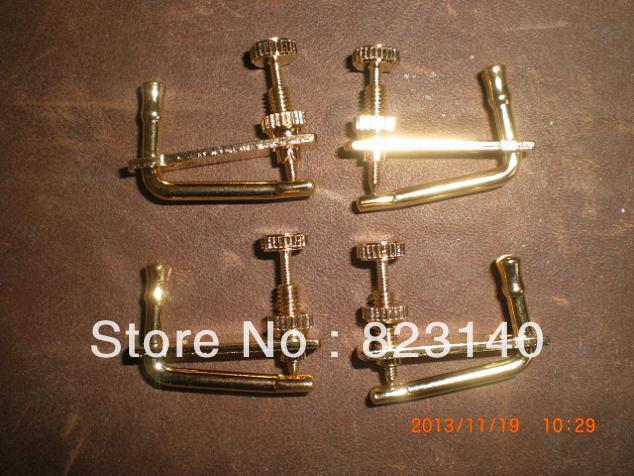 100 PCs GOLD COLOR 02# Violin Fine tuners 3/4-4/4 Size, Violin tuners