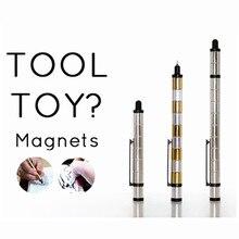 Power Pen Modular Magnetic Magic Fidget Pen DIY Designer/Creator for Fidgeter As Antistress Cube For Writting On Paper& iPad