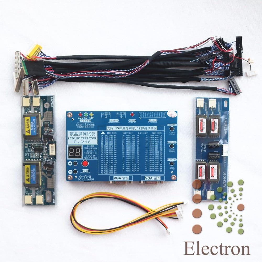ツ)_/¯Laptop TV/LCD/LED Test Tool LCD Panel Tester Support 7 -84 ...