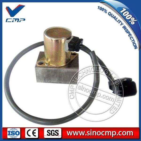 Solenoid Valve 702-21-55901 for PC210-7 PC270LC-7 ExcavatorSolenoid Valve 702-21-55901 for PC210-7 PC270LC-7 Excavator