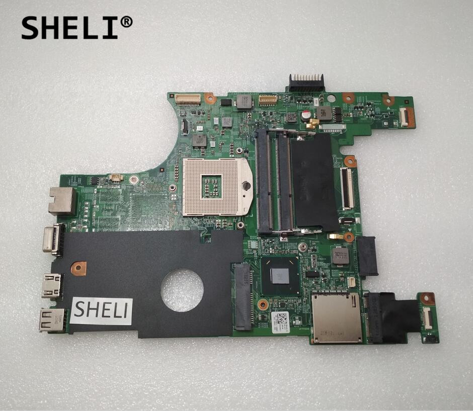 SHELI For Dell 14R N4050 Motherboard Integrated X0DC1 0X0DC1 CN-0X0DC1 sheli for dell m5010 motherboard integrated yp9np 0yp9np cn 0yp9np
