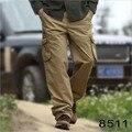 Militar Pantalones Cargo de Los Hombres Pantalones Casuales pantalones de Pierna Ancha Pantalones Flojos de Hip Hop Harem Pantalones Más El Tamaño 30-44