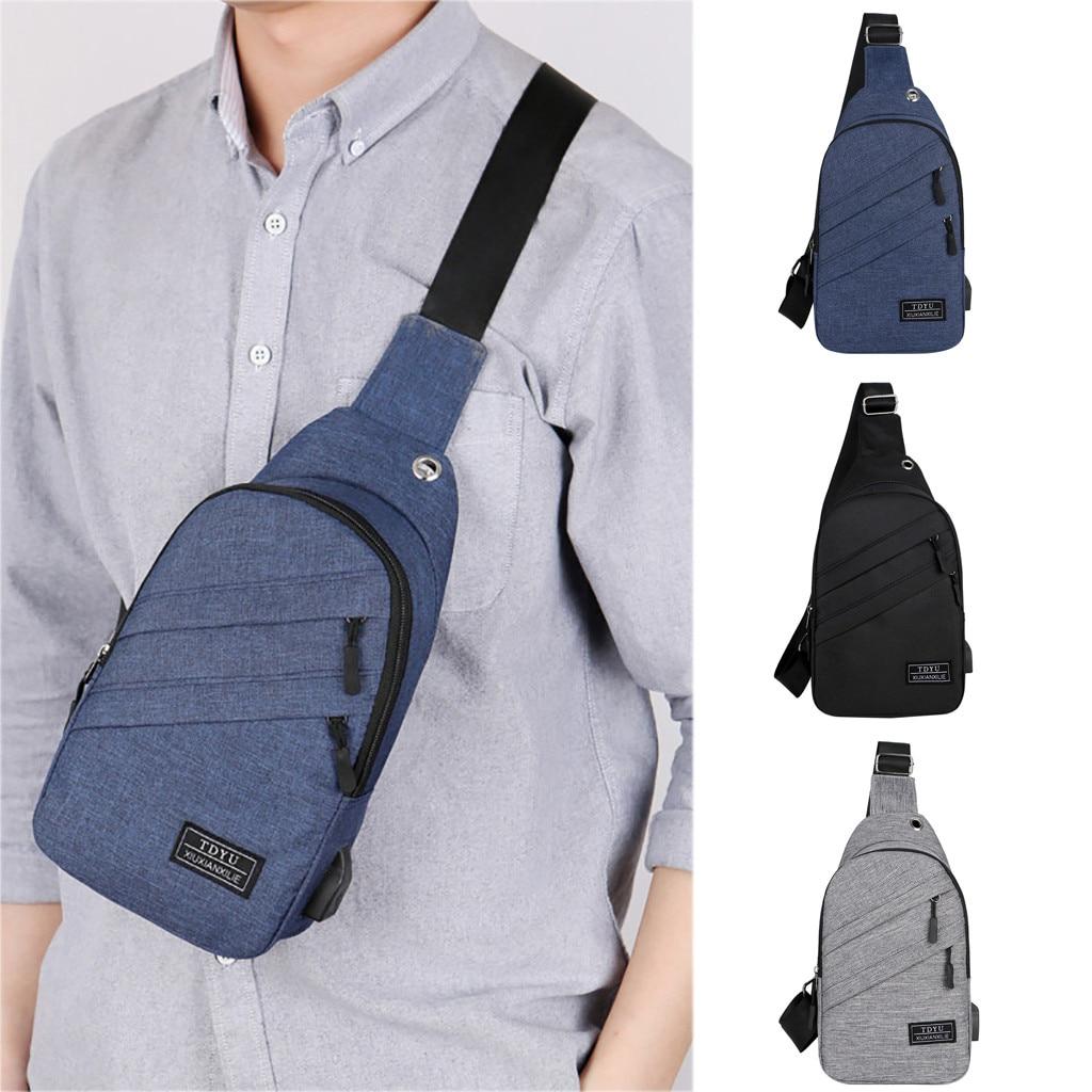 Handbags Men Small Bag Wild Messenger Bag Fashion One Shoulder Plaid Chest Bag Bags For Women 2019 Bolsa Feminina Designed
