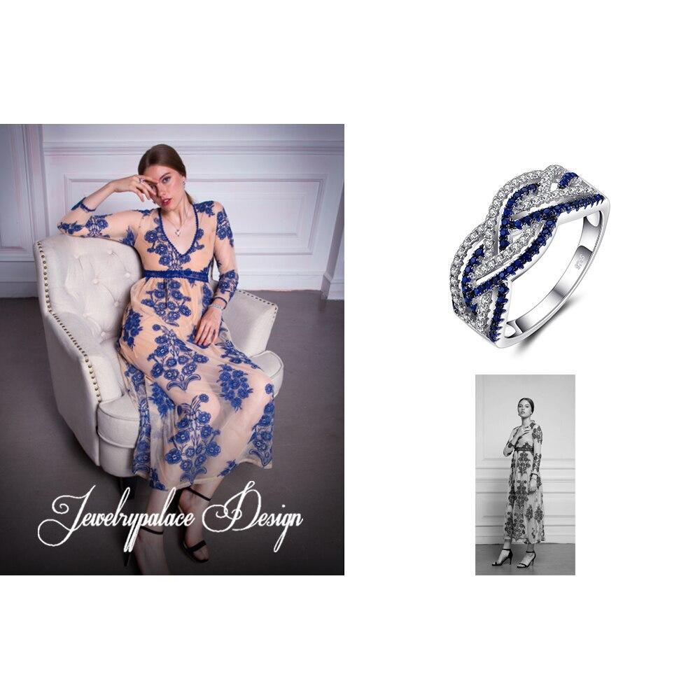 Jewelrypalace- ի միահյուսված գծեր Երկու - Նուրբ զարդեր - Լուսանկար 3