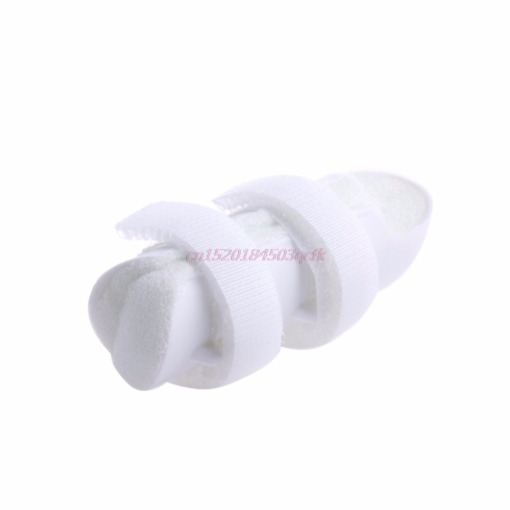 Finger Injury Protector Support Brace Splint Joint Protection 4 Sizes Mallet DIP
