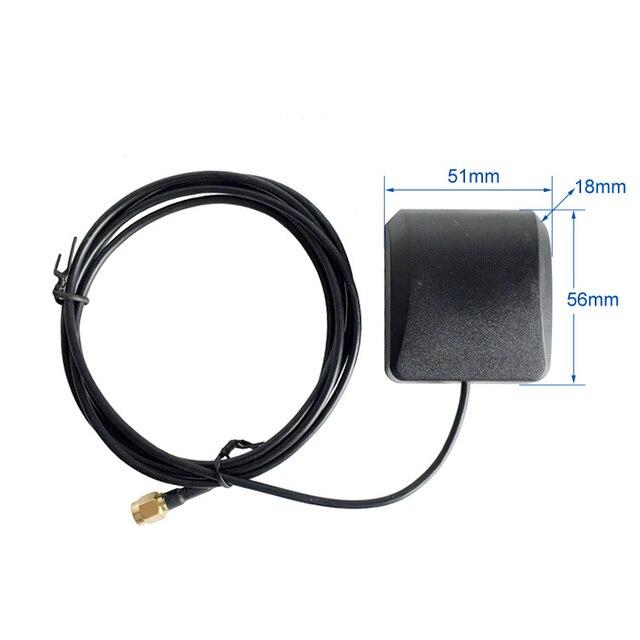 BD + GPS a due modalità di เสาอากาศ (42dbi) di posizionamento satellitare เสาอากาศ di navigazione a bordo a due modalità di antenn