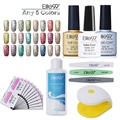 Pick 5 Colours Elite99 Starry UV Gel Nail Polish UV Curing LED Lamp Cleanser Plus Manicure
