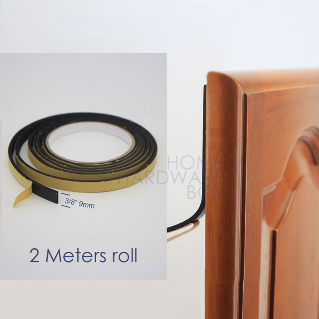 Aliexpress.com : Buy 2 meter sponge roll self adhesive strip seal ...