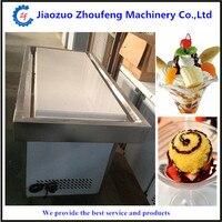 Холодный камень машина для жареного мороженого прохладное лето проката Мороженое Maker