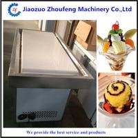 Cold stone fried ice cream machine cool summer rolled icecream maker