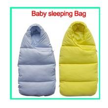 2016 Baby oversized sleeping bags as envelope and winter wrap sleepsacks,Baby products used as stroller bag blanket & swaddling