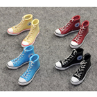 Stree Fashion 1/6 Scale Allstar Lace Up High Top Sneakers Trainers Shoes for 12 inch Figures Dolls Accessories Quality Baby Toy