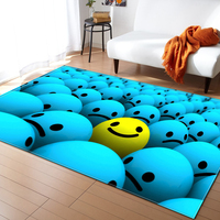 Children Game Carpet Children 3D Carpet for Living Room Bedroom Soft Area Rug Home Floor Bedroom Carpet Decorate Living Room Kid