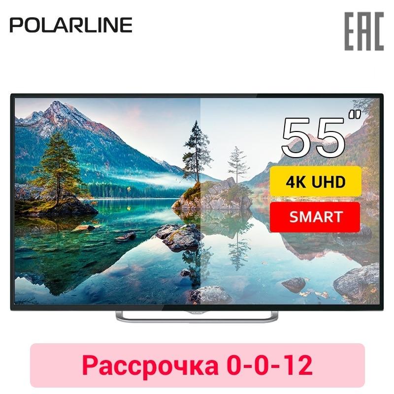 TV 55 Polarline 55PL52TC-SM 4K SmartTV 5055inchTV dvb dvb-t dvb-t2 digital 0-0-12 tv 50 polarline 50pl52tc sm 4k smarttv 5055inchtv dvb dvb t dvb t2 digital 0 0 12