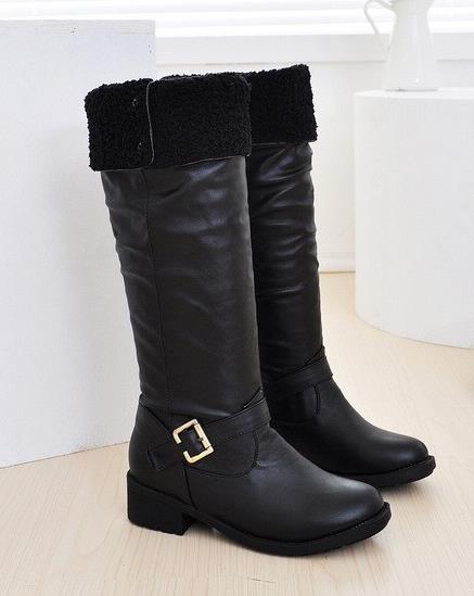 Bottes Boots gris 2017 marron Neige Snow Et Ms glissement Chaud Non Confortable qUaAUgx5