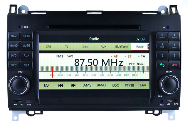 192081162415 besides Mercedes Double Din additionally 68257750574001221 together with  together with Special Car Navigator For Mercedes Benz 60153830696. on touch screen car radio bluetooth for mercedes sprinter buy