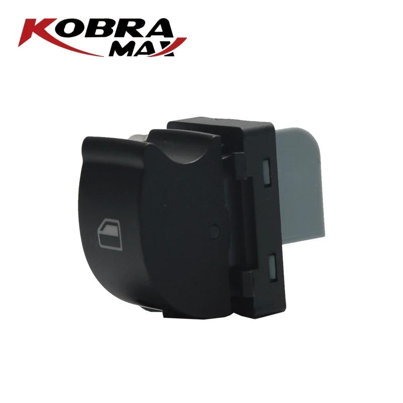 Aramox Car Electric Passenger Side Power Window Control Switch 8ED959855 for A4 B6 B7 2002-2008