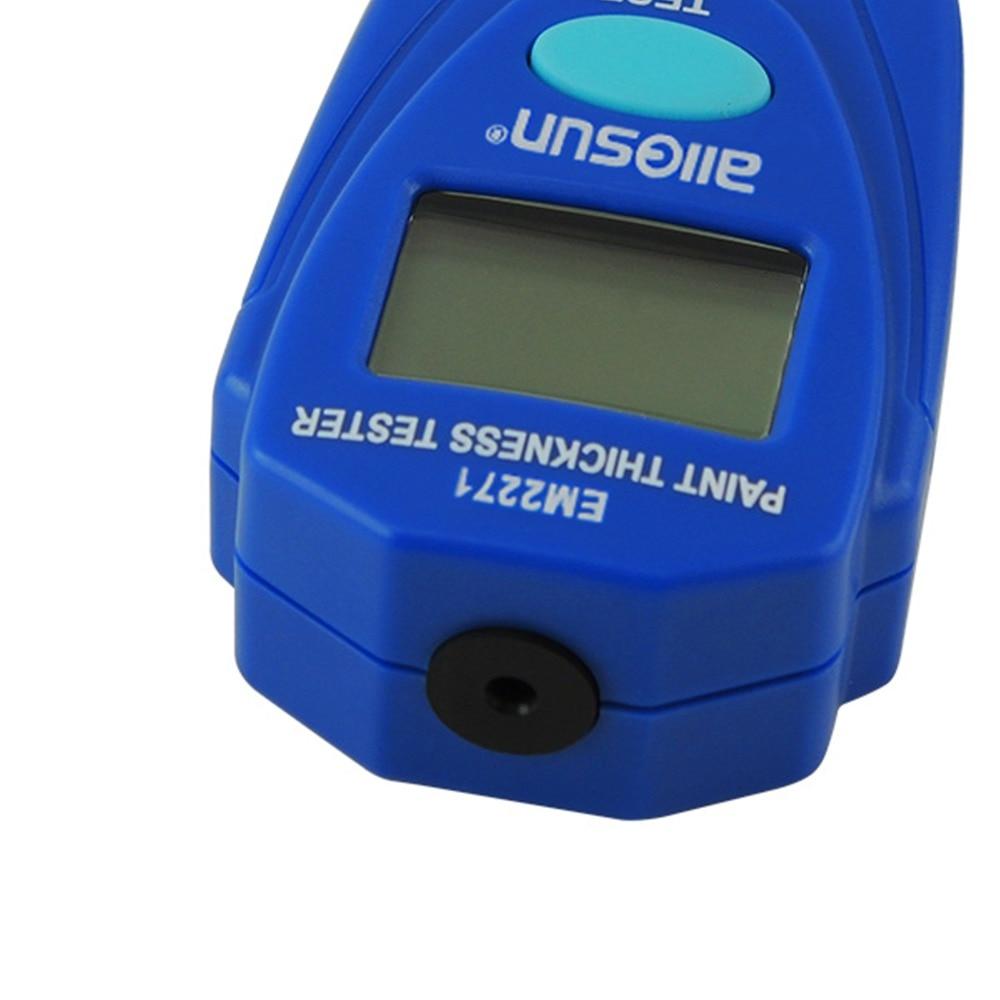 Medidor de calibre de pintura de revestimiento 0 ~ 2.0 mm Espesor de - Instrumentos de medición - foto 4