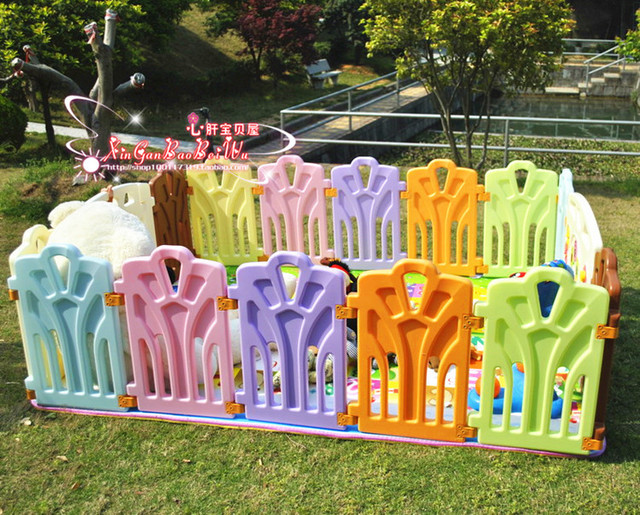 Child fence baby game fence safety fence playpen crib fence 12/2 14/2 16/2 18/2 20/2 22/2 24/2