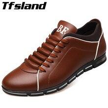 Роскошные мужские туфли из мягкой кожи; Мужские дышащие лоферы в английском стиле; мужская обувь на плоской подошве; прогулочная обувь; Zapatillas Chaussures; кроссовки