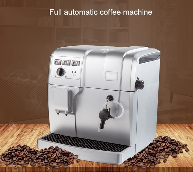 Automatic home business coffee machine one machine office Italian ...