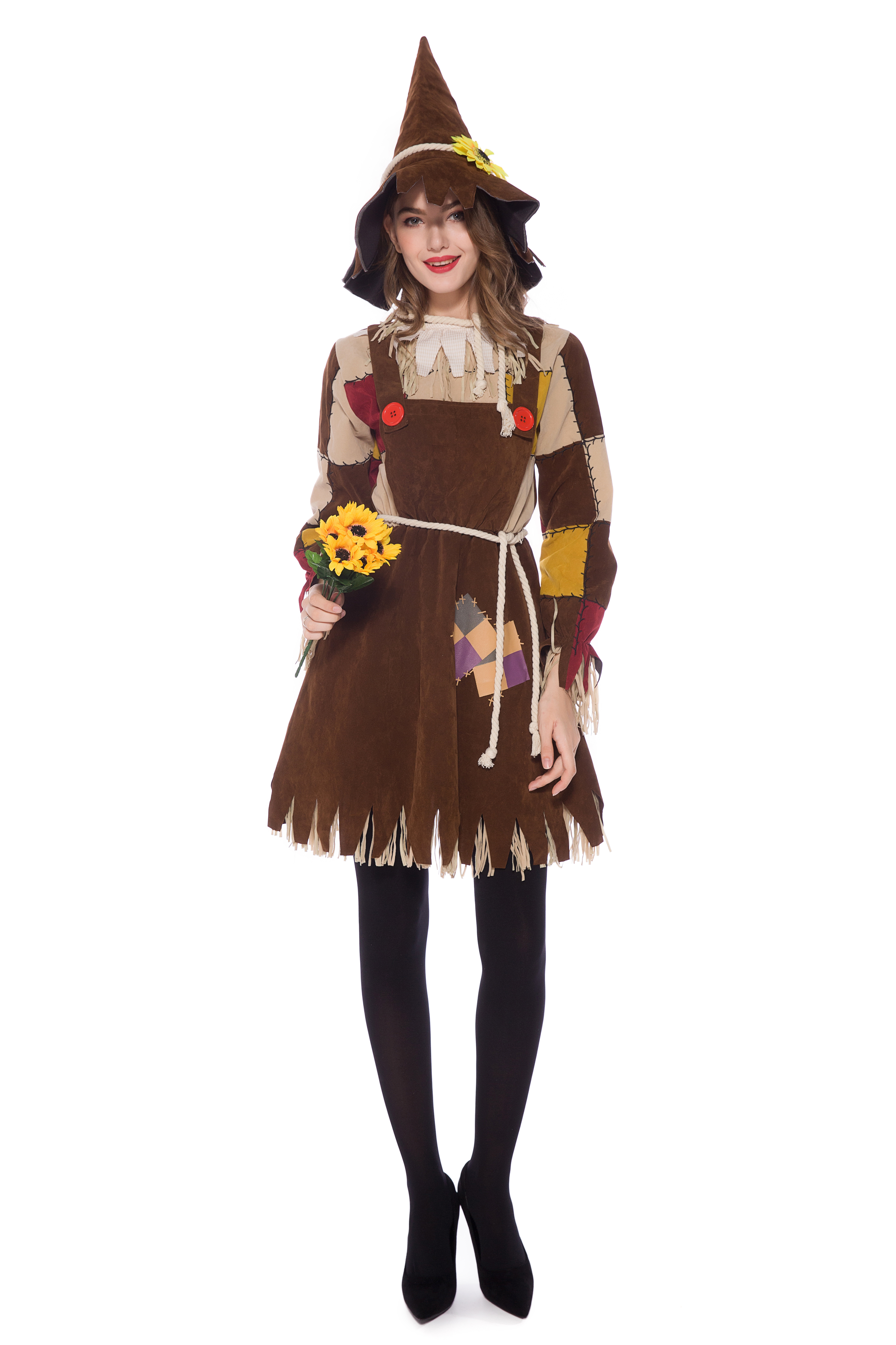 Witch Doctor Waist Cincher Belt Halloween Adults Fancy Dress Accessory